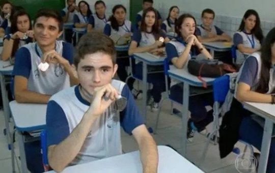 Cocal dos Alves é o município Matemática